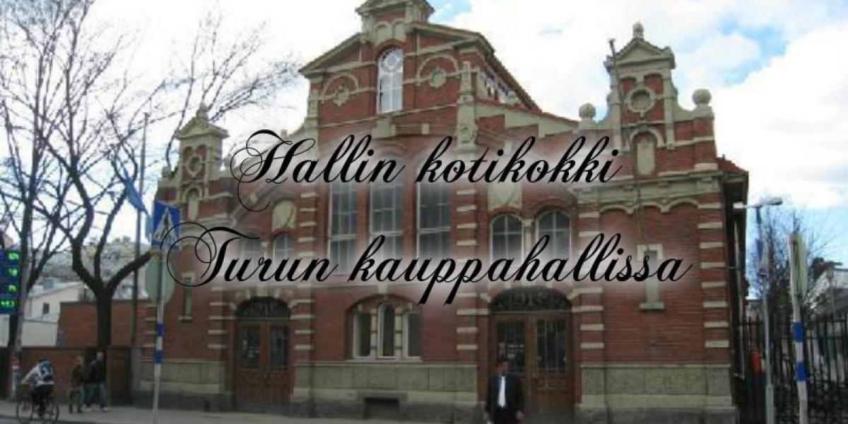 Hallin Kotikokki