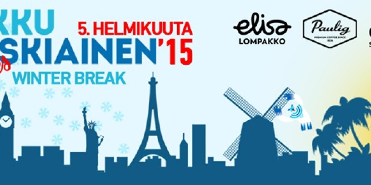 Pikkulaskainen 2015 goes Winter Break