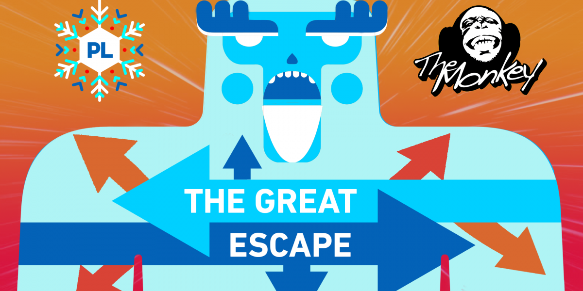 Pikkulaskiainen presents: The Great Escape