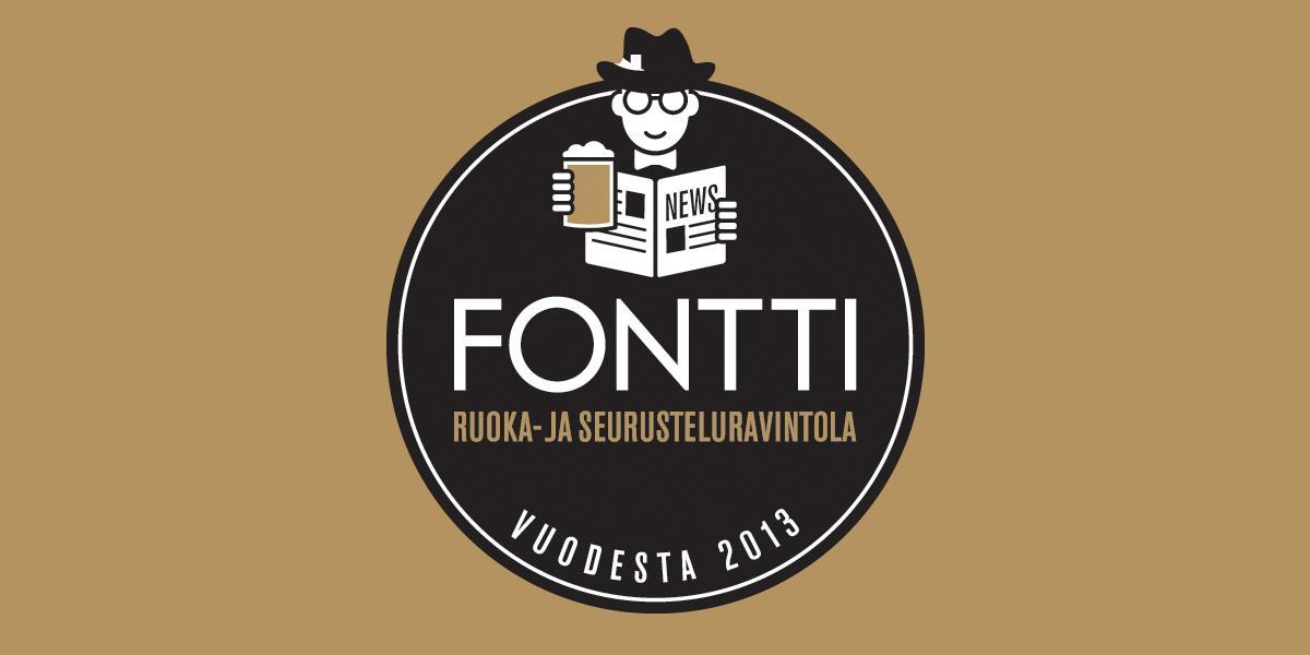 Katso ravintola Fontin opiskelija-alennus, ruokalista ja aukioloajat